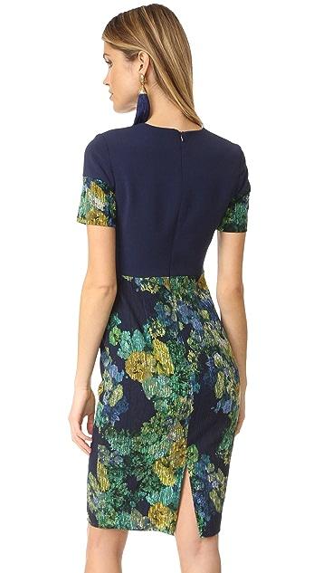 Black Halo Marlowe Sheath Dress
