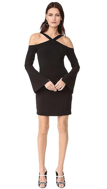 Black Halo Otavia Mini Dress