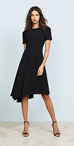 Black Halo - Olcay 不对称连衣裙