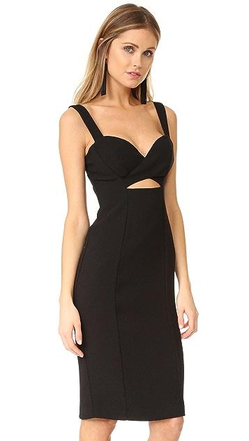 Black Halo Elian Sheath Dress