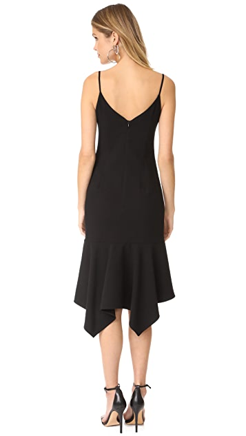 Black Halo Платье Malik