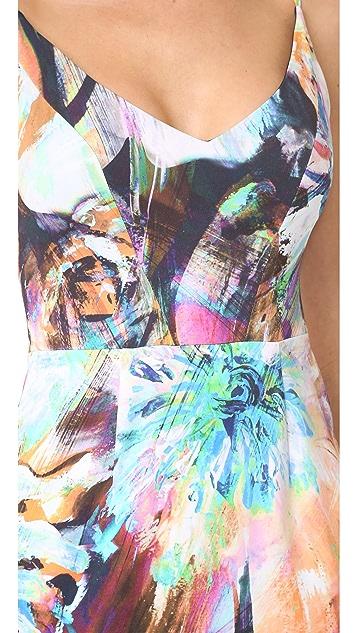 Black Halo Jevette Mini Dress