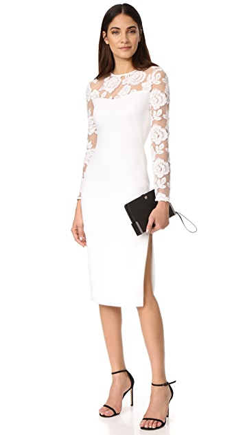 Black Halo Aymee Sheath Dress