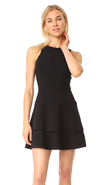 Black Halo Cheryl Mini Dress