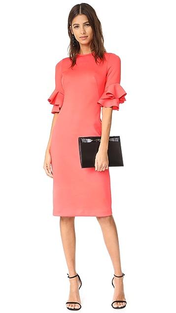 Black Halo Josie Sheath Dress