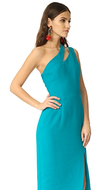 Black Halo Yara Sheath Dress