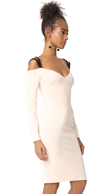 Black Halo Karlie Sheath Dress