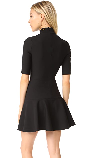 Black Halo Reeder Dress