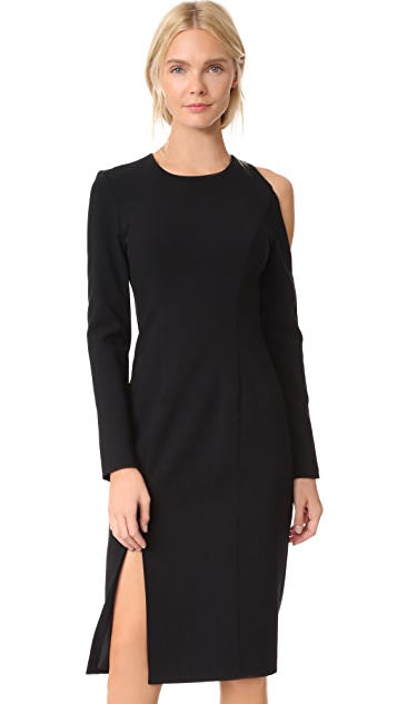 Black Halo Covina Sheath Dress