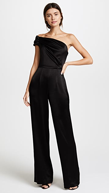 Black Halo Angelica Jumpsuit