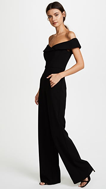 Black Halo Yoli Jumpsuit