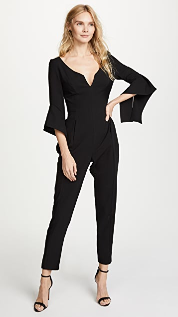 Black Halo Warrior Jumpsuit