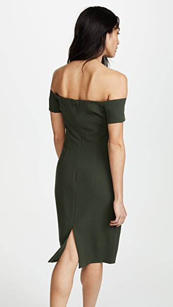 Black Halo Bethel Sheath Dress
