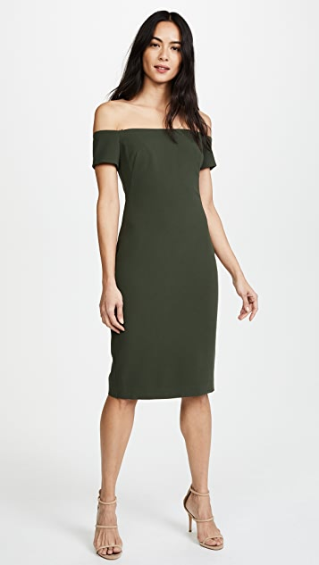 Black Halo Bethel Sheath Dress