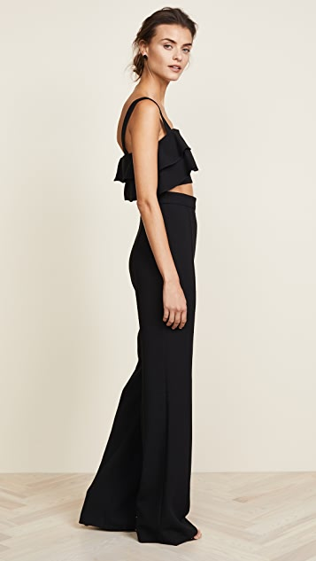 Black Halo Isabella 2 Piece Jumpsuit