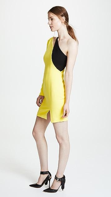 Black Halo Electra Mini Dress