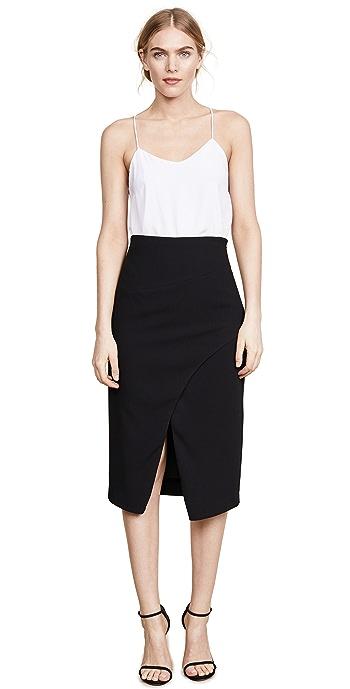 Black Halo Juma Skirt - Black