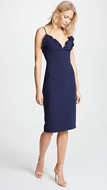 Black Halo Biscayne Sheath Dress