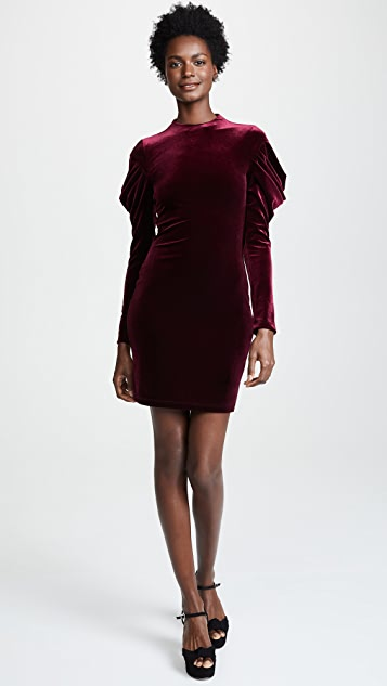 Black Halo Tannah Mini Dress