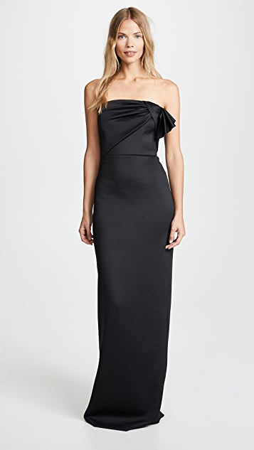 Black Halo Divina Gown
