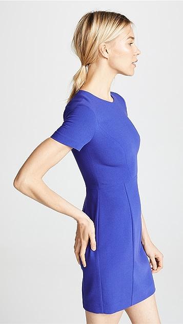 Black Halo Jodee Mini Dress