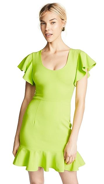 Black Halo Lynn Mini Dress