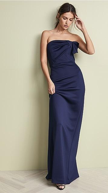 Black Halo Вечернее платье Divina