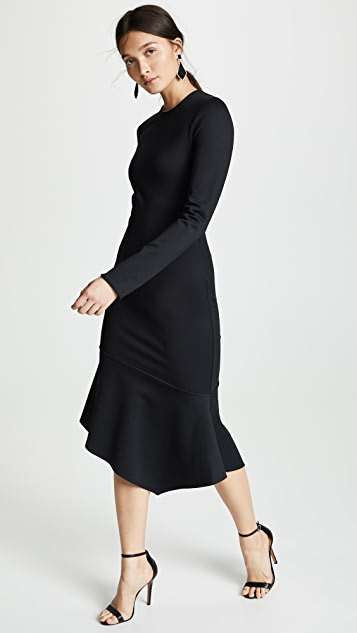 Black Halo Maddox Sheath Dress