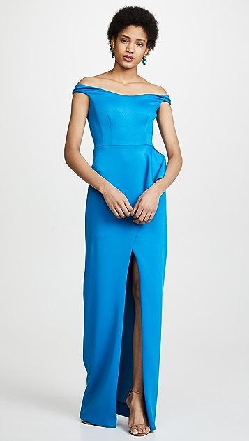 Black Halo Padma Dress