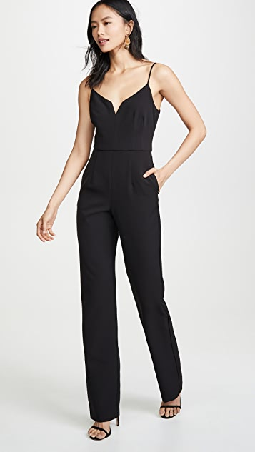Black Halo McBeth Jumpsuit