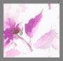 陶瓷色/褪色花卉