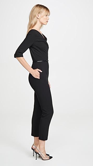 Black Halo Jackie Jumpsuit