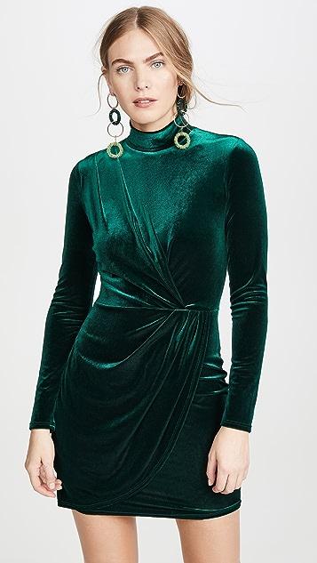 Black Halo Мини-платье Briar