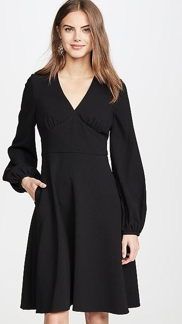 黑色光圈 Yvette 连衣裙