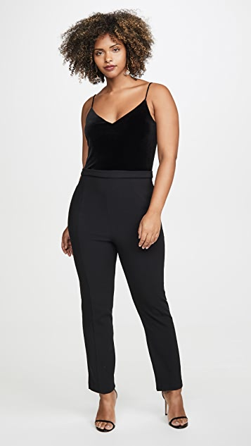 Black Halo Teagun Jumpsuit