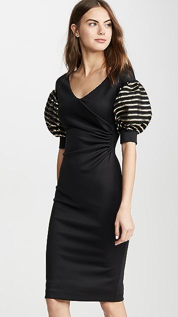 Black Halo Коктейльное платье-футляр Elora