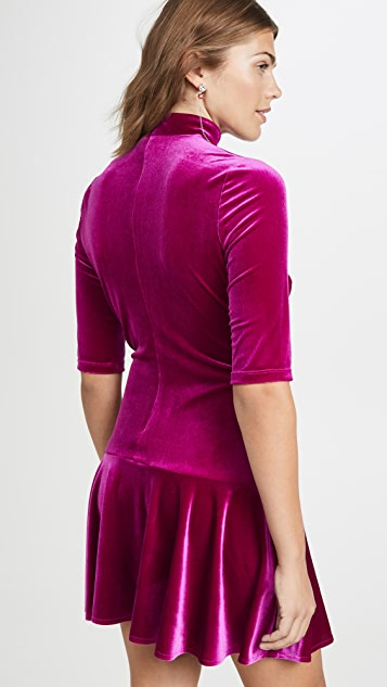 Black Halo Платье Reeder