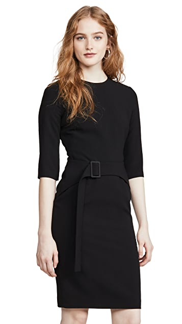 Black Halo Emma Sheath Dress