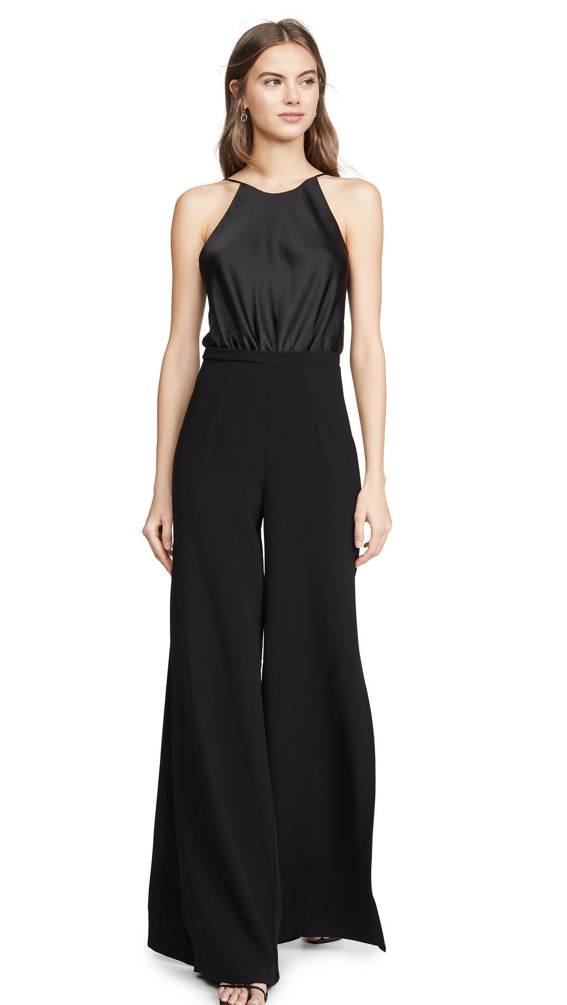 Black Halo Lyric Jumpsuit