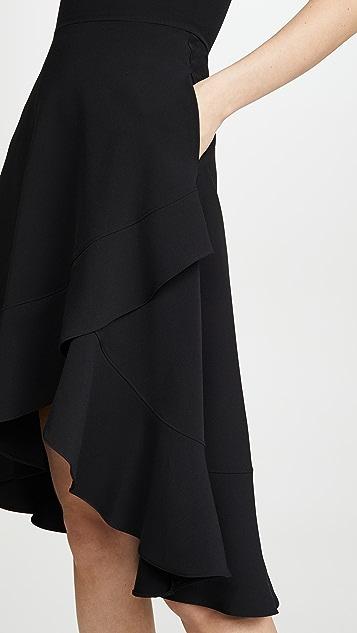 Black Halo Marie Dress