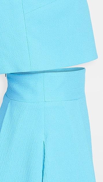 光圈黑色 Sanibel 2 件装连衣裙