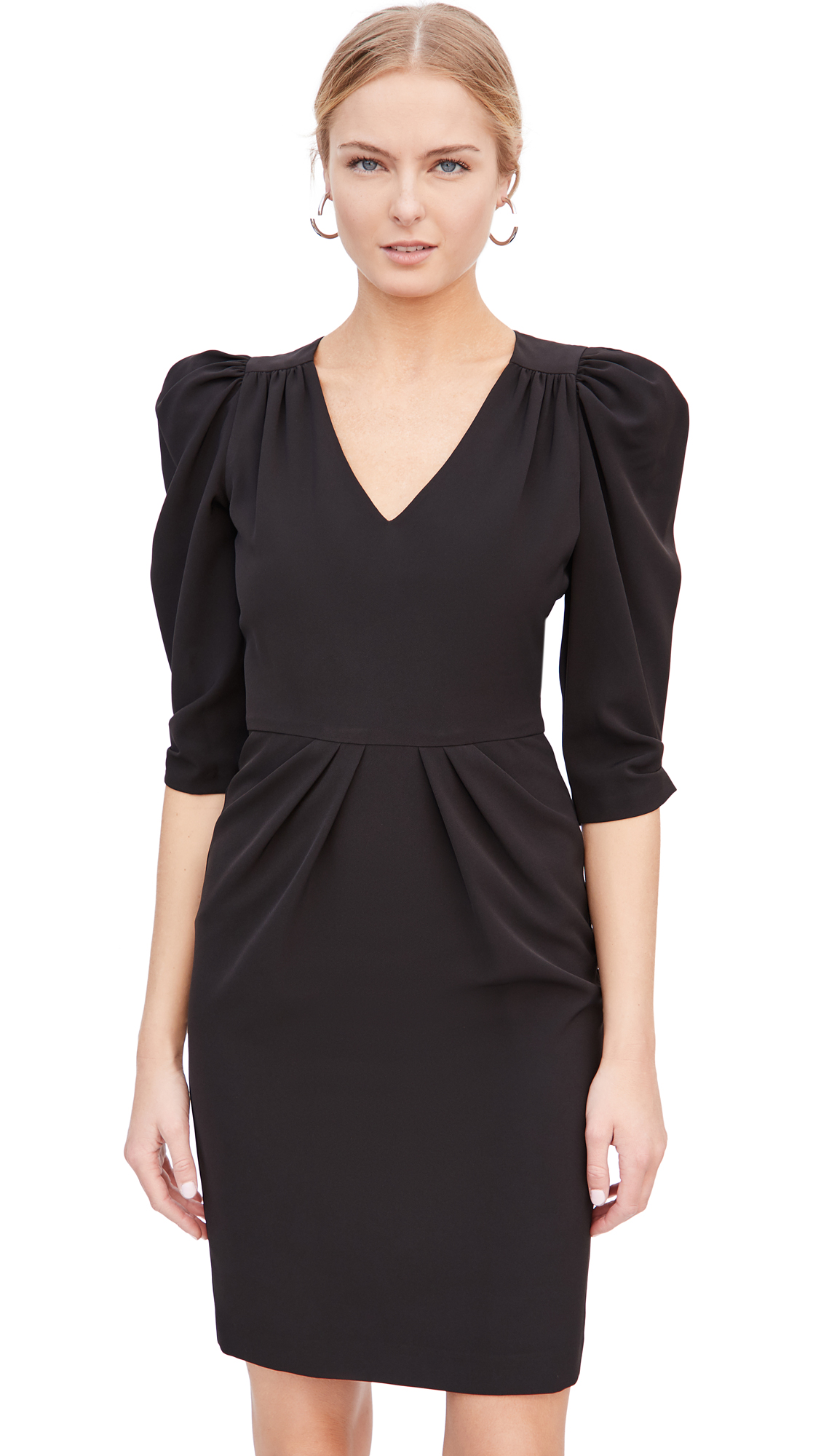 Black Halo Livia Sheath Dress
