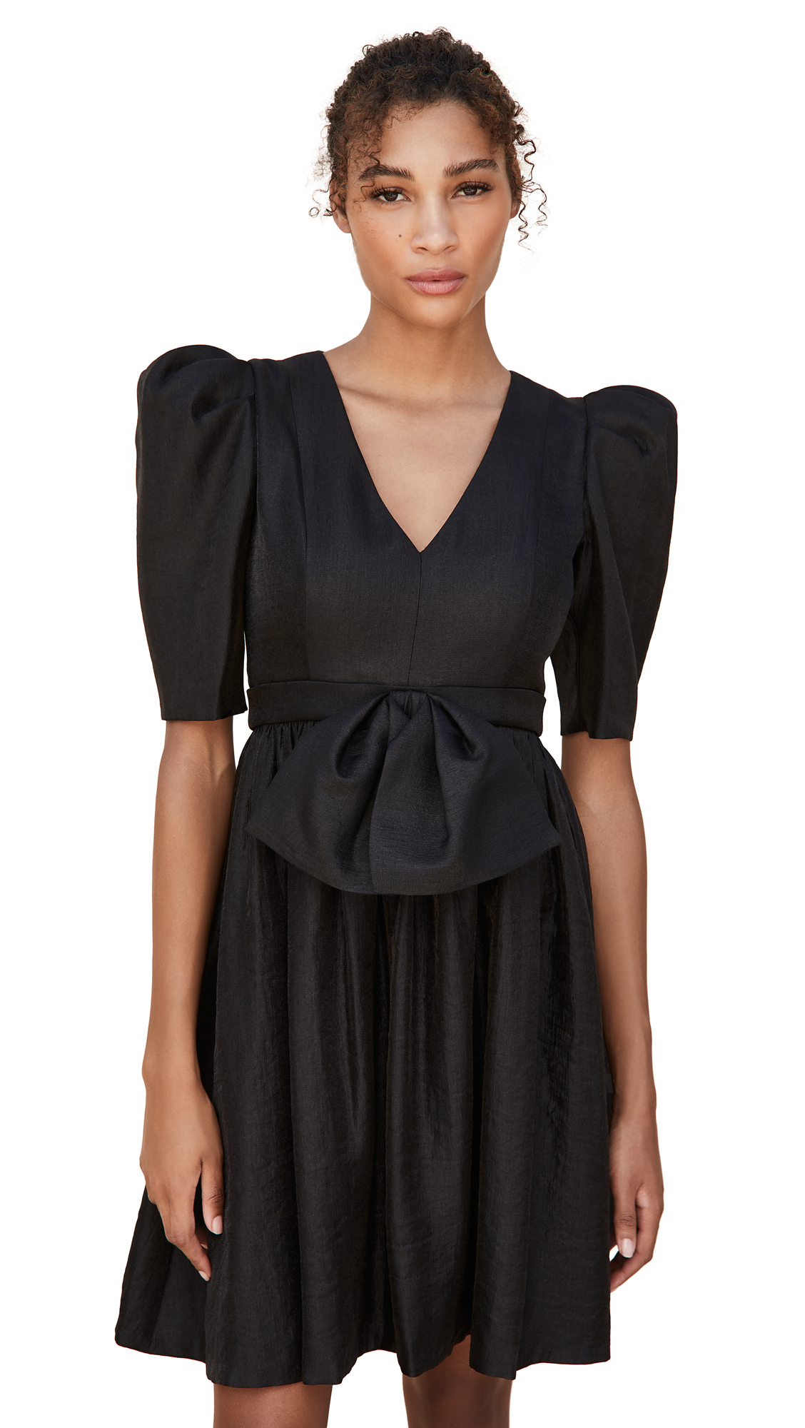 Black Halo Zevi Cocktail Dress