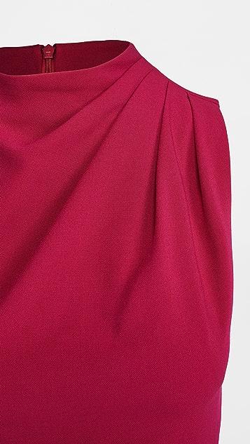黑色光圈 Corrine 直筒连衣裙
