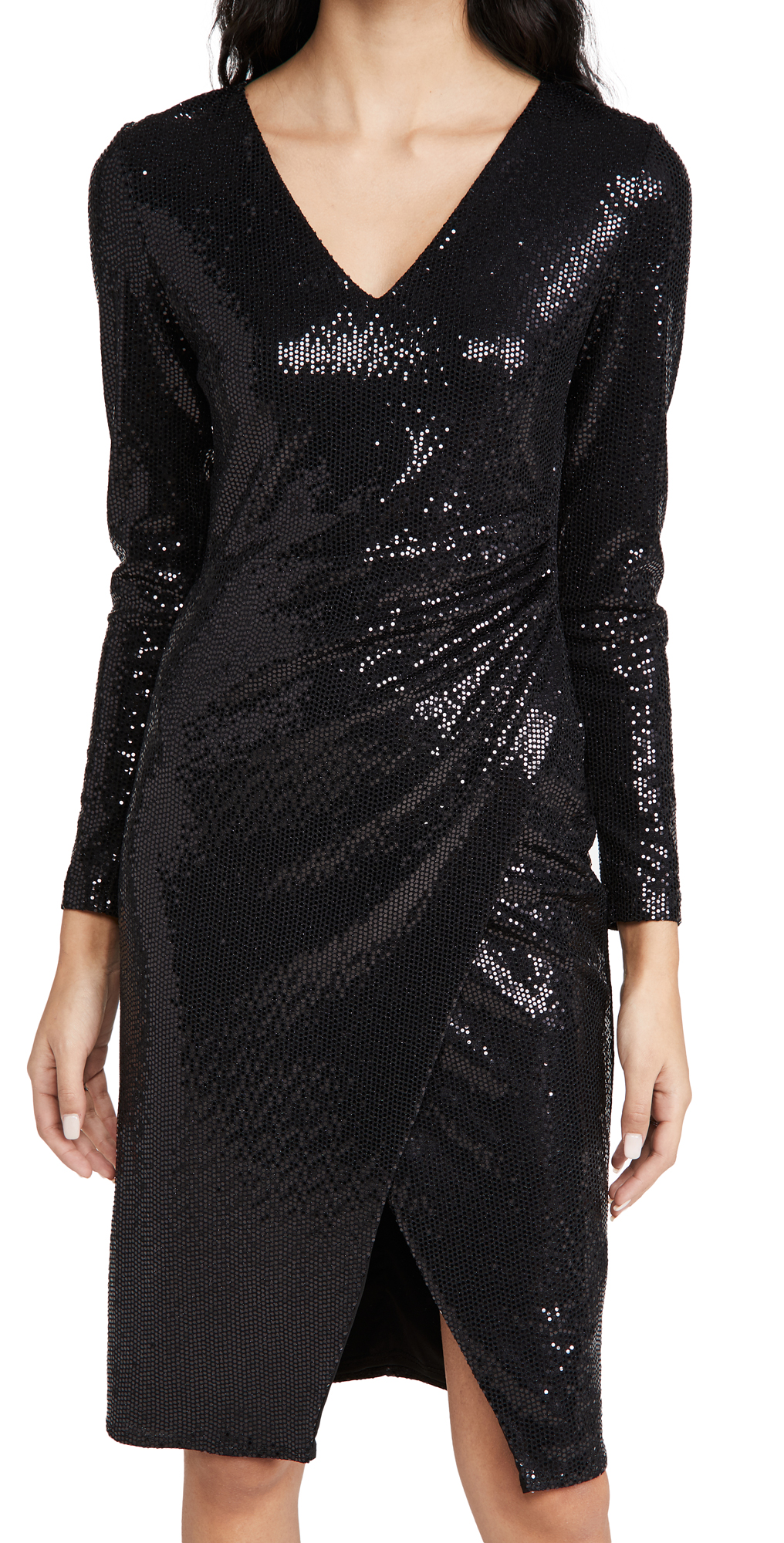 Black Halo Miramar Sheath Dress