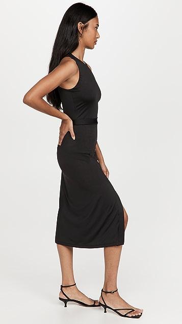 Black Halo Campbell Sheath Dress