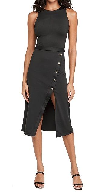 Black Halo Cambell Sheath Dress