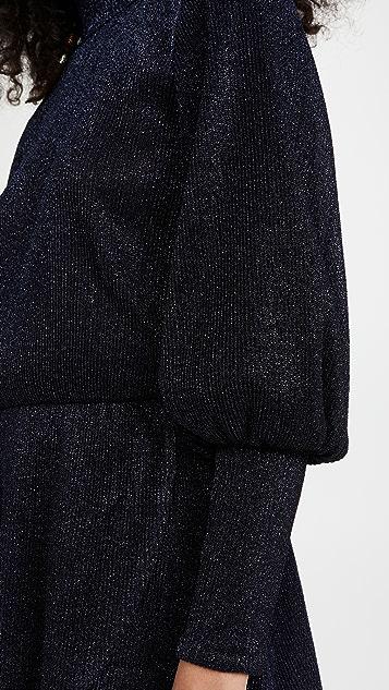 Black Halo Gavin Mini Dress