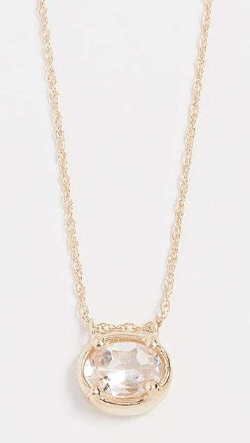 blanca monros gomez 14k Gold Rosalind Necklace
