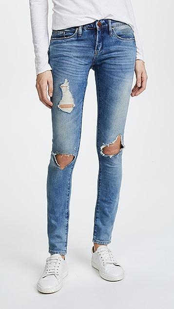 afe2b1a961 Distressed Skinny Jeans